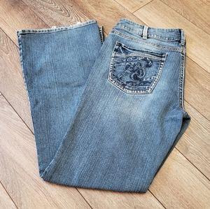Silver Jeans, 33x32